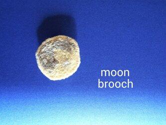 『moon』ブローチの画像