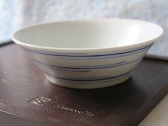 ボーダー鉢 (小)の画像