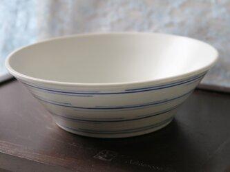 ボーダー鉢 (大)の画像