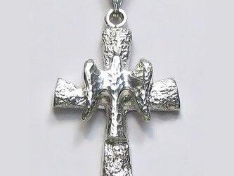 イエス・聖母マリア・教義・聖霊・使徒などを表した作品 天使のクロス ac25 好評ですの画像