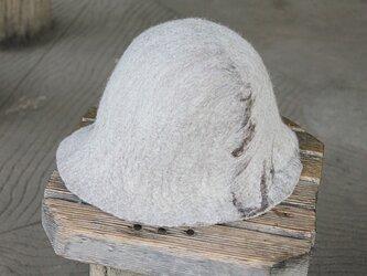 心地よい羊毛の薫りの画像