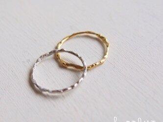 【再販】Melting Ring Setの画像
