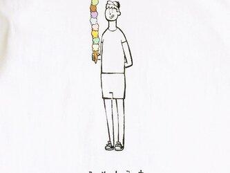 八段アイス 男子 【 Tシャツ 】の画像