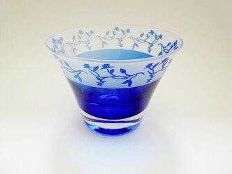 青の内被せグラス - タイプA -の画像
