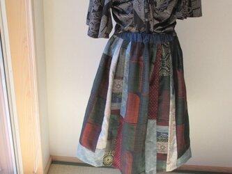 かわいい感じのスカート 3  値引きしました。 一点品の画像