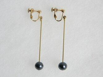 pearl earring [VE-003b]の画像