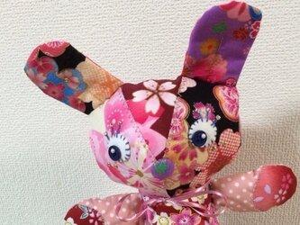パティー人形25号 桜の画像