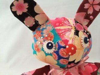 パティー人形26号 桜の画像