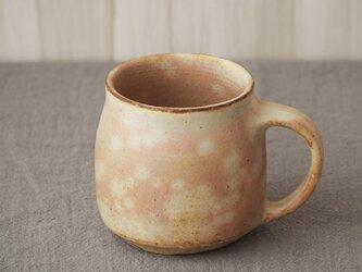 粉福(こふく)マグカップ-ハニーポット-L-の画像