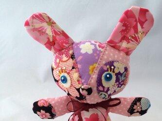 パティー人形 27号 桜の画像