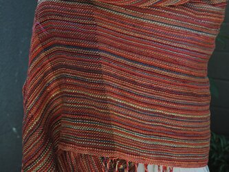 手織シルクストールKの画像