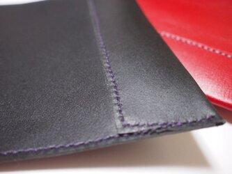 【ご注文品】トスカーナ床革のマニラ封筒の画像