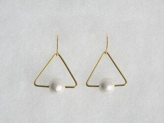 sankaku pearl pierce [VP-031w]の画像