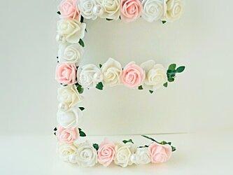 E  イニシャルリース『A~Z・♥』(ミックス) (送料無料)の画像