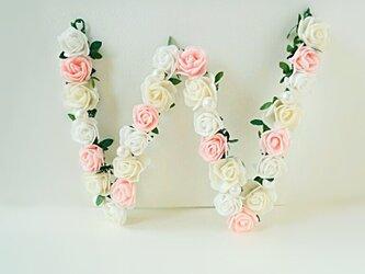 W  イニシャルリース『A~Z・♥』(ミックス) (送料無料)の画像