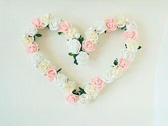 ♥  イニシャルリース『A~Z・♥』(ミックス) (送料無料)の画像