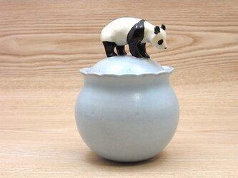 mtkf様ご注文品・Panda Candy Boxの画像