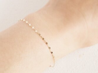 K10 Wave Chain Braceletの画像