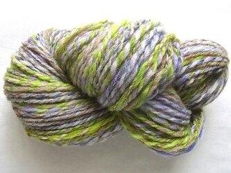 手紡ぎ糸 S-512 100gの画像