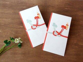 シロツメ草 オリジナル祝儀袋(結び切り)の画像