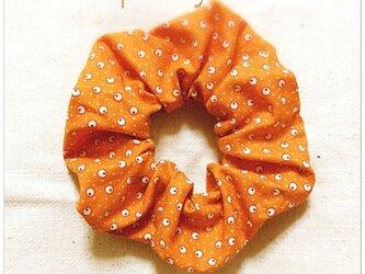 柑橘系シュシュの画像