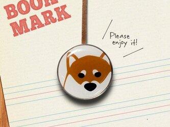 「柴犬のクリップ型ブックマーク」no.090の画像