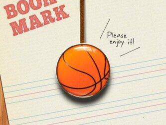 BOOKMARK 019「バスケットボール」の画像