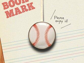 BOOKMARK 021「野球ボール」の画像