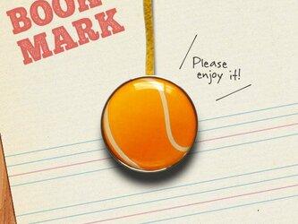 BOOKMARK 020「テニスボール」の画像