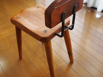 さくら椅子の画像