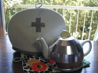 Tea・Cozy Set (クロスマーク)の画像
