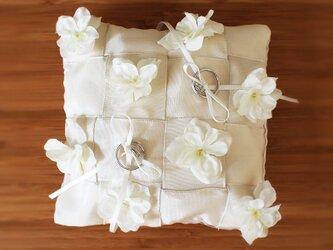 Ring Pillow Collection/Gardenの画像
