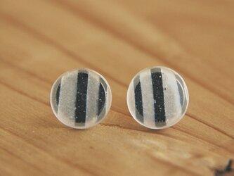 再生産 stripe (2) : ピアスの画像