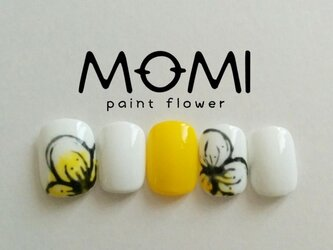 paint flowerの画像