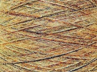 モヘヤ・ラメ糸 ミックスカラー 500 gの画像