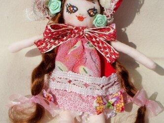 文化人形の画像