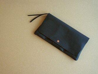 やわらかい革の長財布 ソフト牛革の画像