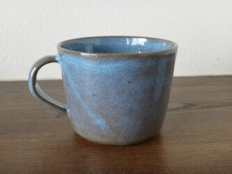 マグカップ blueの画像