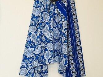 受注生産 : tropical blue さんかくパンツの画像