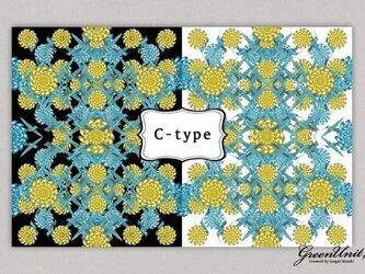 布プリント『Landscape to Bloom』C-typeの画像