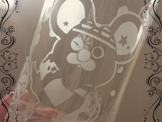 ねずみくんグラスの画像