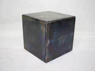 立方体台の画像