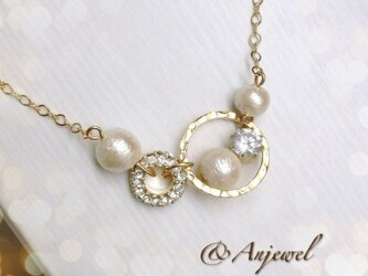 Lady♡Circle necklaceの画像