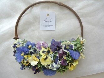 hanging basket wreath.vpの画像