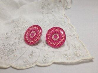 万華鏡の花 ピンクの画像