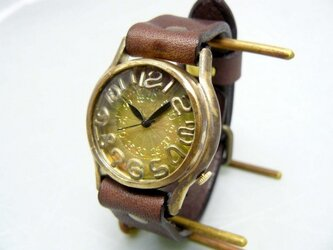 """On Time3-B"" Mens Brass 焼/BRの画像"