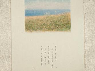 詩画集 SG-104の画像