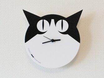 Wall Clock _Cat#01の画像
