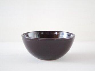 ボウル・B・黒茶の画像