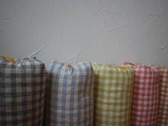 チョイ寝枕『オーガニックコットンBL』の画像